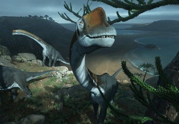 """Jurassic Europe: il primo """"dinosauro titano"""""""