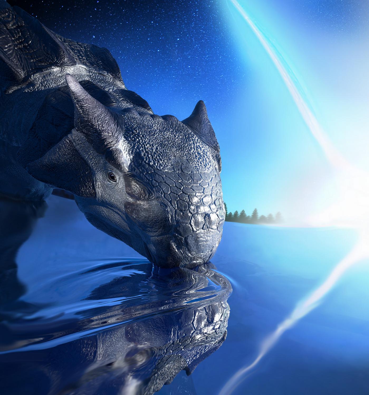 L'impatto con l'asteroide, non i vulcani, fu il killer dei dinosauri